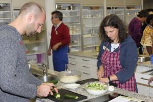 Afrika Kochabend Syrien 09-03-18