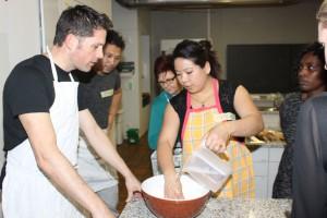 Afrika Kochabend Tibetisch März 2017
