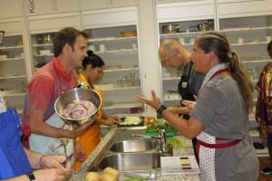 Afrika Kochen Marokko 24-09-18
