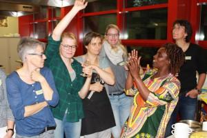 Afrika Kochabend 17-6-16